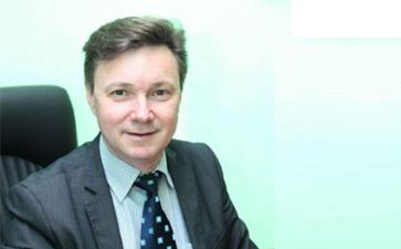 欧洲医学博士安德烈・库尔琴科教授来我院进行学术交流